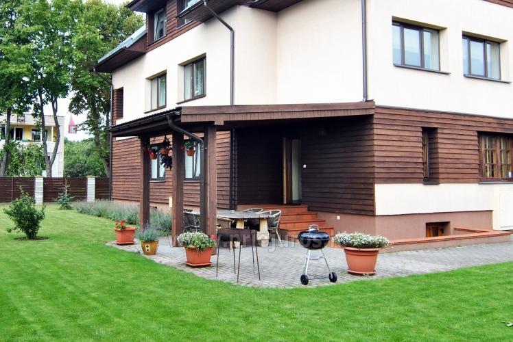 Pokoje i apartamenty w Sventoji - pensjonat 11 Zuvedru - 1