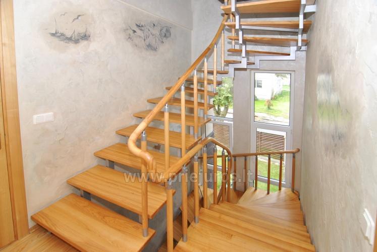 Pokoje i apartamenty w Sventoji - pensjonat 11 Zuvedru - 8
