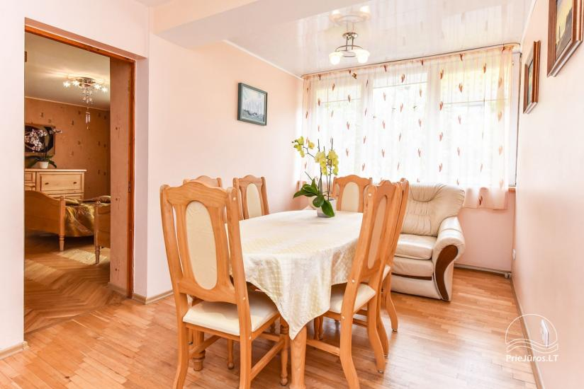 Trzy pokoje mieszkanie czynsz w Nida - 3