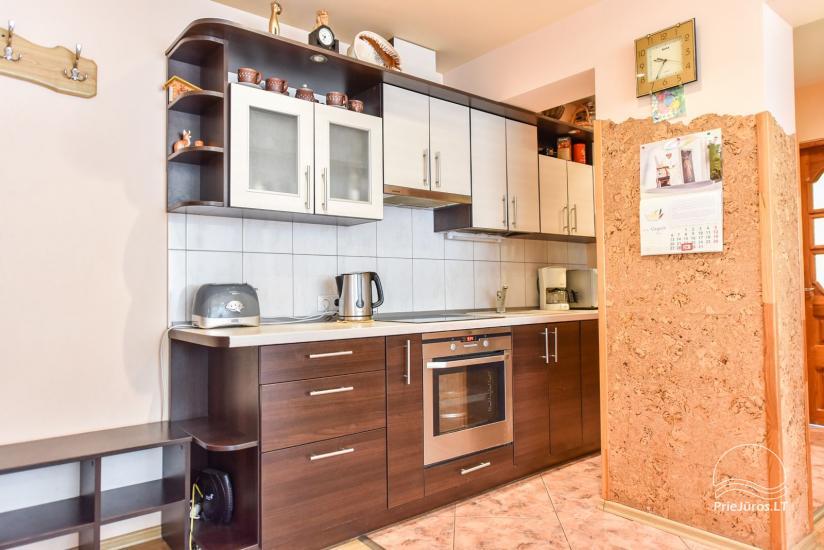 Trzy pokoje mieszkanie czynsz w Nida - 7