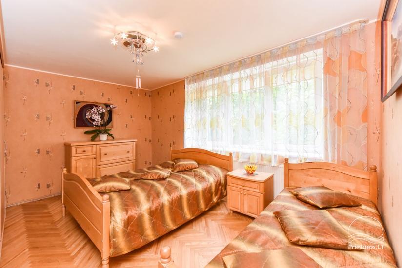 Trzy pokoje mieszkanie czynsz w Nida - 9