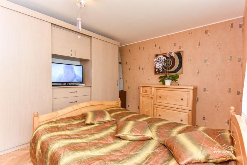 Trzy pokoje mieszkanie czynsz w Nida - 10