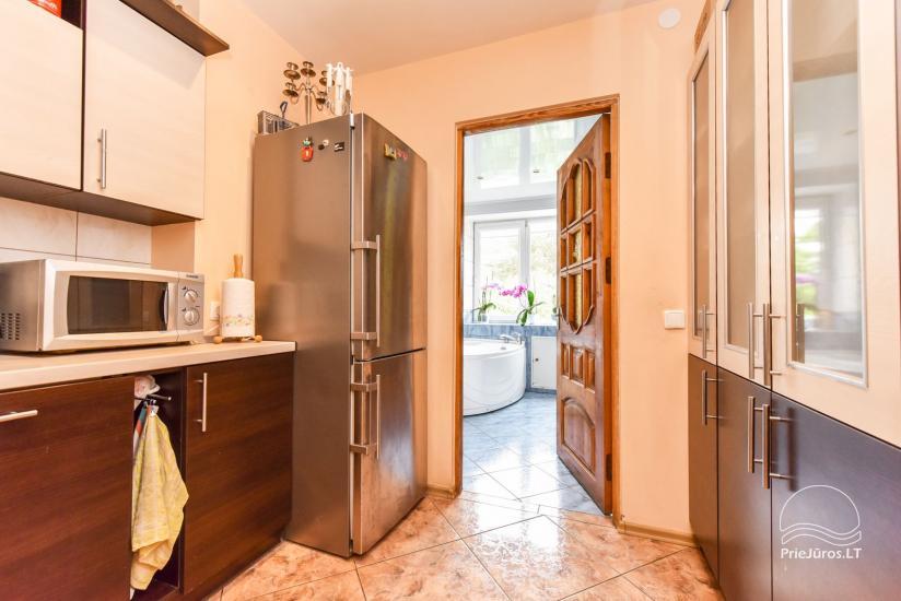 Trzy pokoje mieszkanie czynsz w Nida - 8
