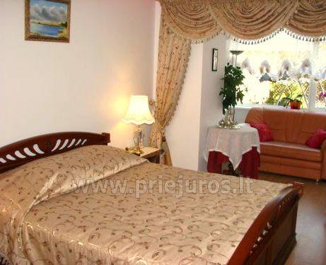 Dom za wypoczynek, pokoje do wynajęcia w Nidzie - 1