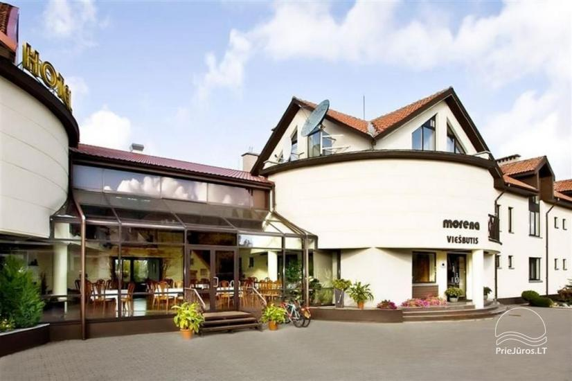 Hotel Morena *** - konferencje, wesela, jubileusze, w pobliżu morza - 1