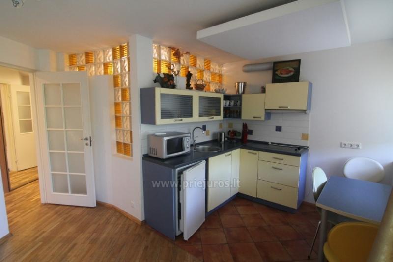 Cottage wakacyjny i mieszkanie  do wynajeica w nidzie