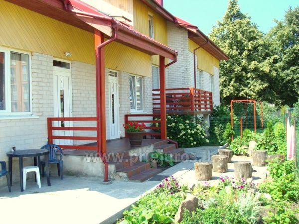 Apartamenty, domki i mieszkania do wynajęcia w Połądze - 4