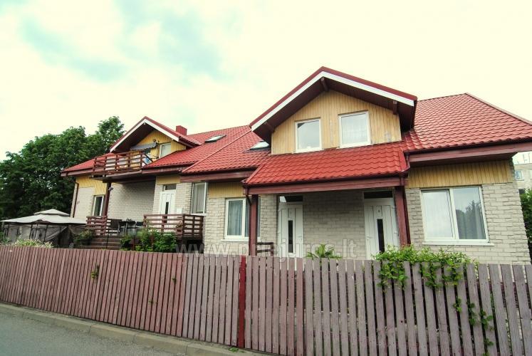Apartamenty, domki i mieszkania do wynajęcia w Połądze - 2