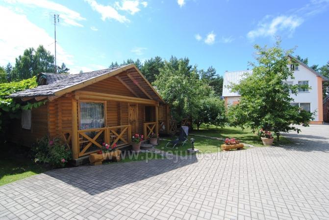 Agroturystyka w Sventoji Audrones sodyba - pokoje, apartaemnty, domki letniskowe - 7
