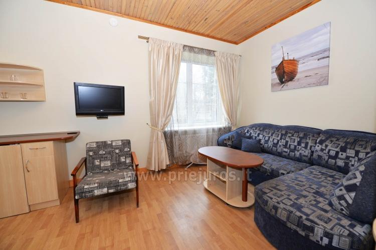 Jednopokojowe mieszkanie do wynajęcia na ulicy Vytauto w Połądze - 3