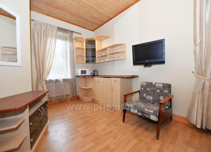 Jednopokojowe mieszkanie do wynajęcia na ulicy Vytauto w Połądze - 4