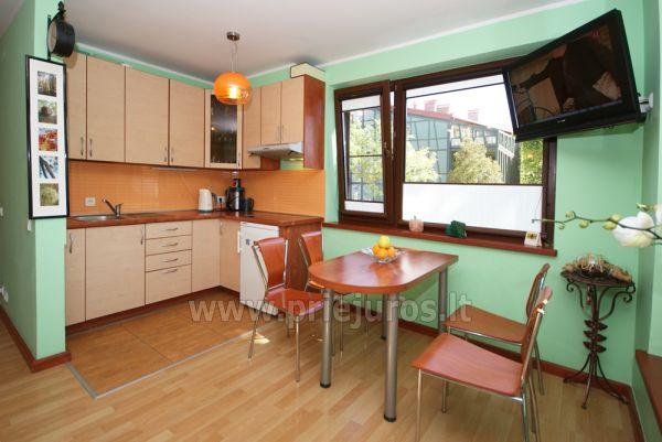Jednopokojowe mieszkanie w Juodkrante, Mierzeja Kuronska, Litwa - 3
