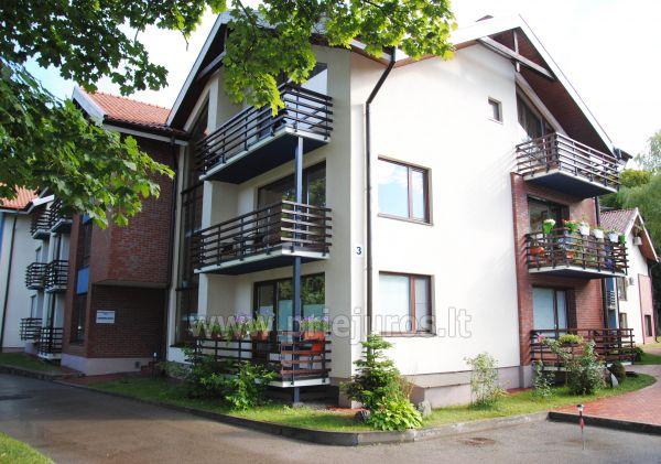Jednopokojowe mieszkanie w Juodkrante, Mierzeja Kuronska, Litwa - 10