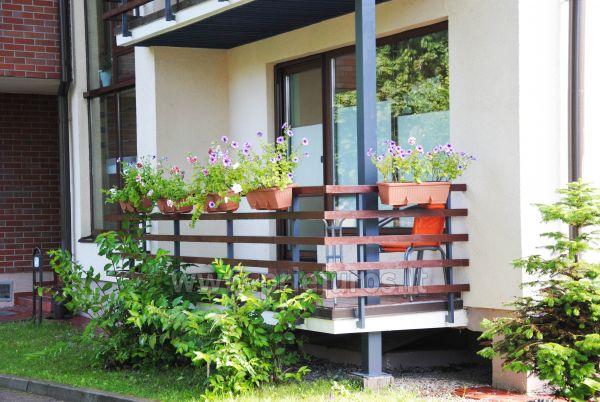 Jednopokojowe mieszkanie w Juodkrante, Mierzeja Kuronska, Litwa - 8
