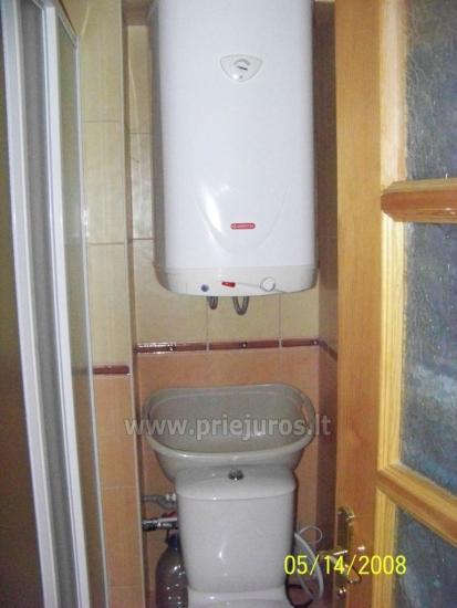 Mieszkanie jednopokojowe do wynajęcia w dwupokojowym mieszkaniu w Nidzie - 7