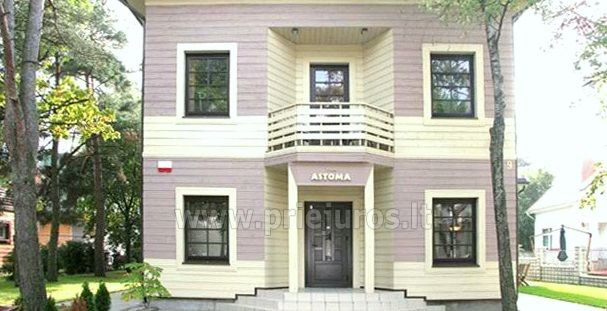 Guest House&Villa Astoma w Poladze - 4