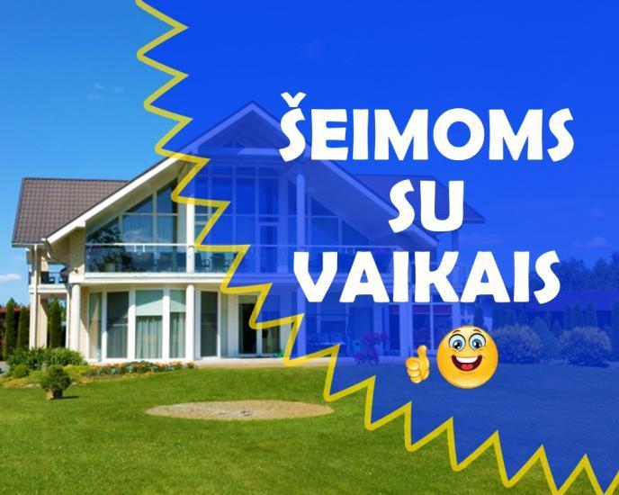 Saulės vila - najlepsze wakacje w Poladze dla rodzin z dziećmi
