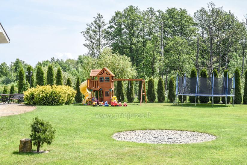 SAULES VILA - najlepsze wakacje w Poladze dla rodzin z dziećmi - 12