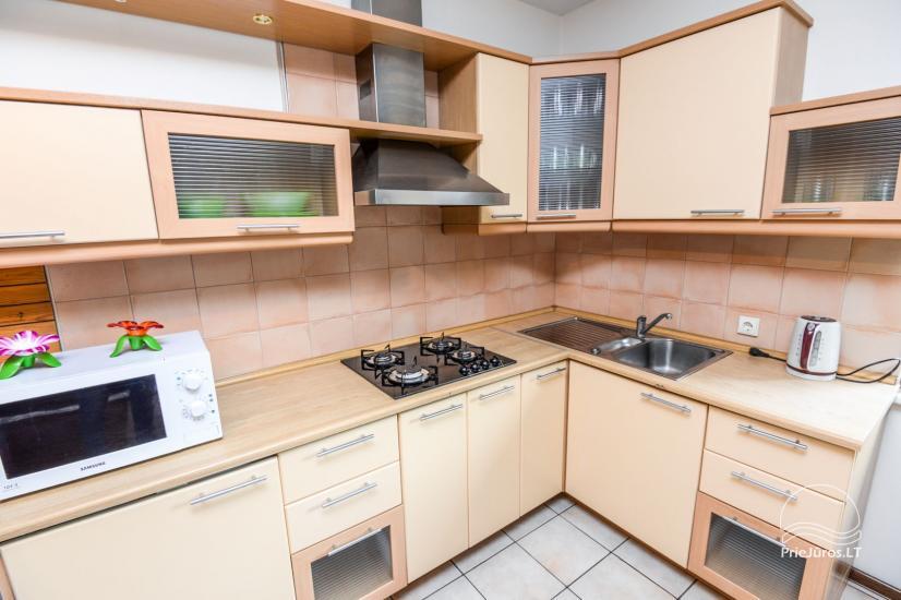 Trójpokojowe apartamenty w Połądze (mogą pomieścić do 6 osób) - 4