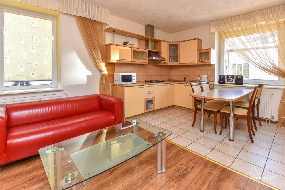 Trójpokojowe apartamenty w Połądze (mogą pomieścić do 6 osób) - 3