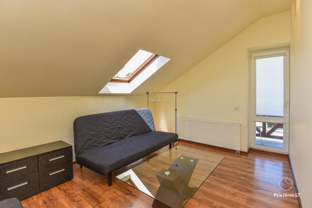 Trójpokojowe apartamenty w Połądze (mogą pomieścić do 6 osób) - 7