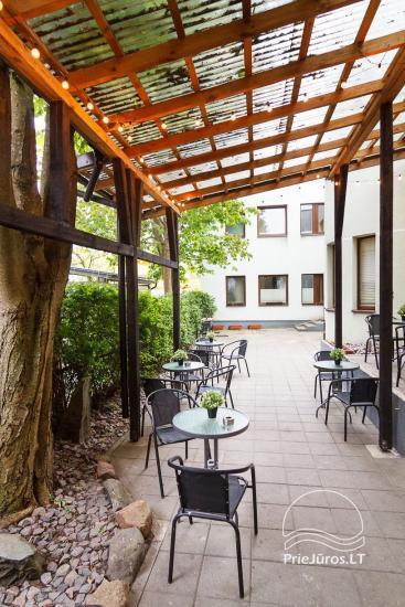 Dom wakacyjny PALANGA CENTRUM pokoje ze wszystkimi wygodami, centrum miasta, spokojne miejsce - 28