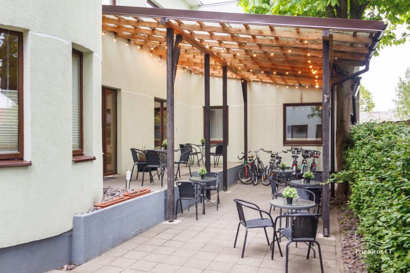 Dom wakacyjny PALANGA CENTRUM pokoje ze wszystkimi wygodami, centrum miasta, spokojne miejsce - 29