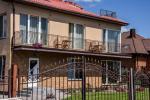 Pokoje i apartamenty w Połądze, dom gościnny SMILGA - 1