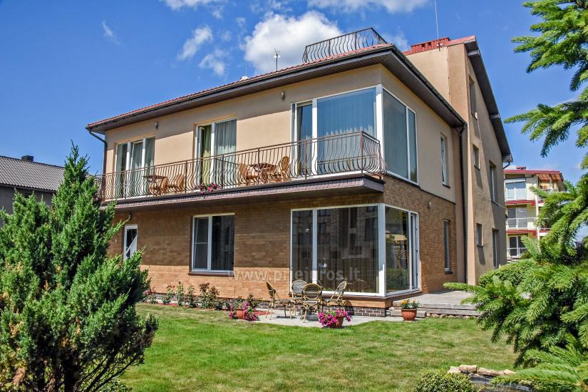 Pokoje i apartamenty w Połądze, dom gościnny SMILGA - 3