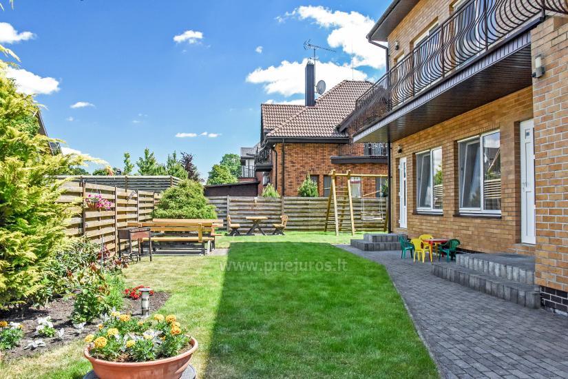 Pokoje i apartamenty w Połądze, dom gościnny SMILGA - 7