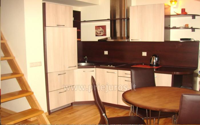 Doskonałe 2-pokojowe mieszkanie wraz ze SPA w Nidzie - 5