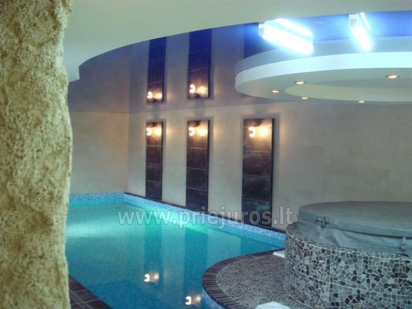 Doskonałe 2-pokojowe mieszkanie wraz ze SPA w Nidzie