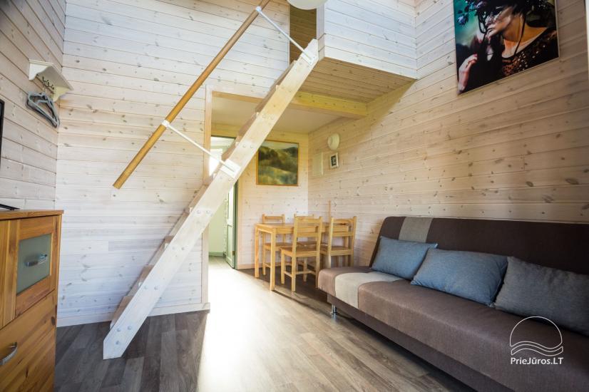 Pokoje do wynajecia w Sventoji dla wakacje nad morzem w Litwie - 4