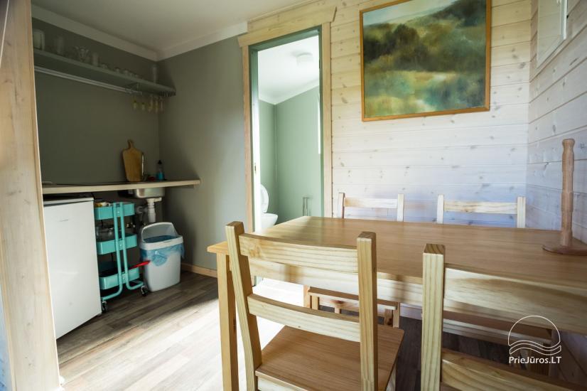 Pokoje do wynajecia w Sventoji dla wakacje nad morzem w Litwie - 5