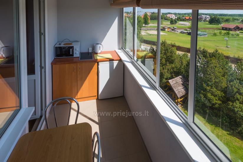 Osobne pokoje z wygodami w Sventoji - 11