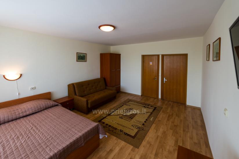 Osobne pokoje z wygodami w Sventoji - 8