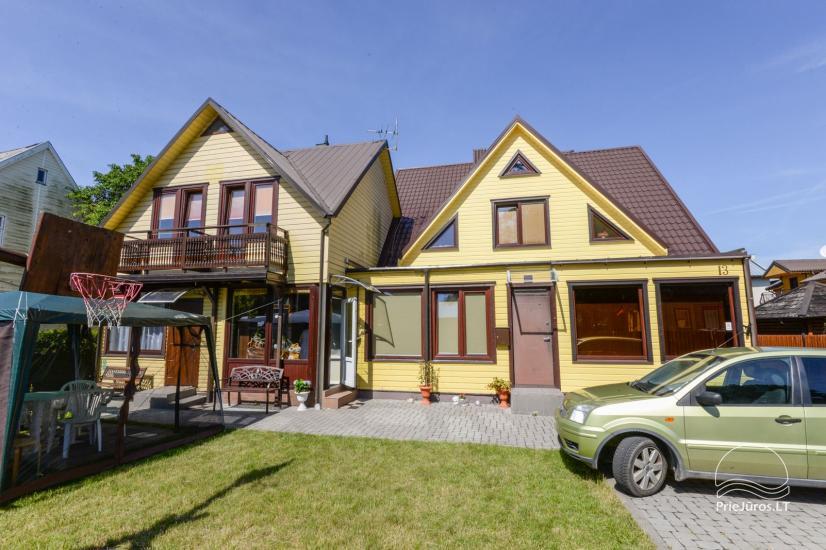 Pokoje i apartamenty do wynajęcia w Palanga - 1