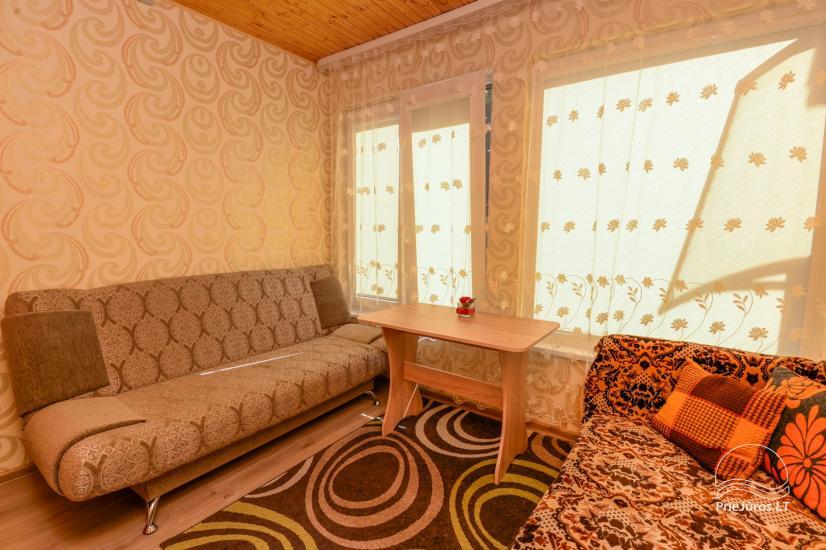 Pokoje i apartamenty do wynajęcia w Palanga - 2