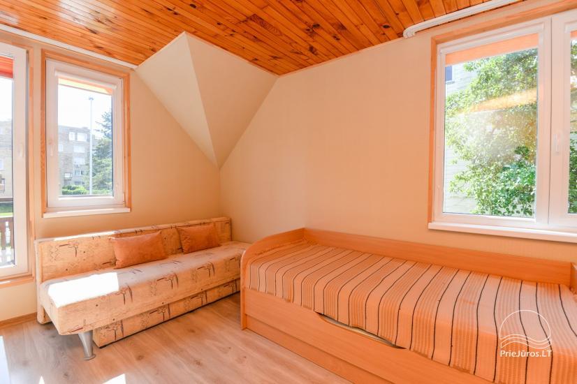 Pokoje i apartamenty do wynajęcia w Palanga - 3