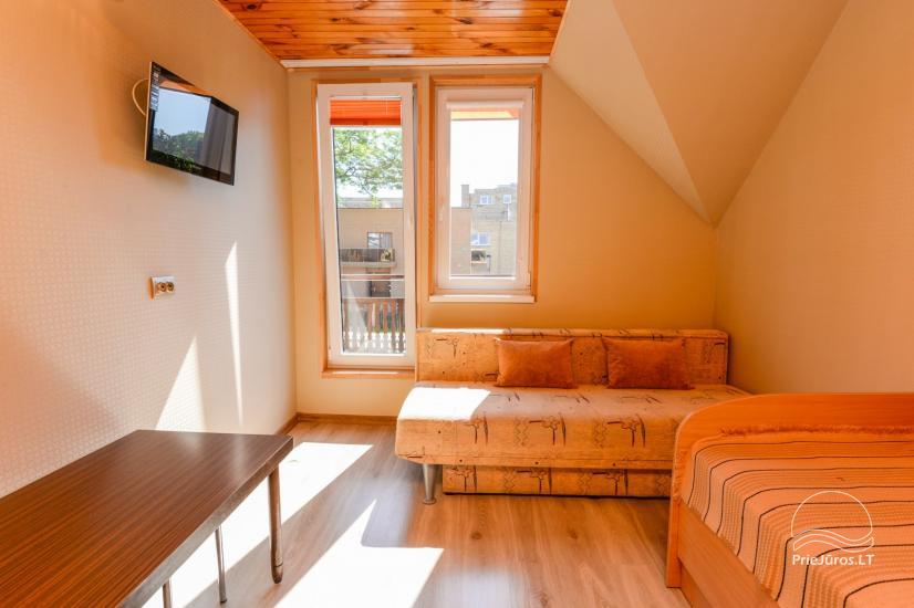 Pokoje i apartamenty do wynajęcia w Palanga - 4