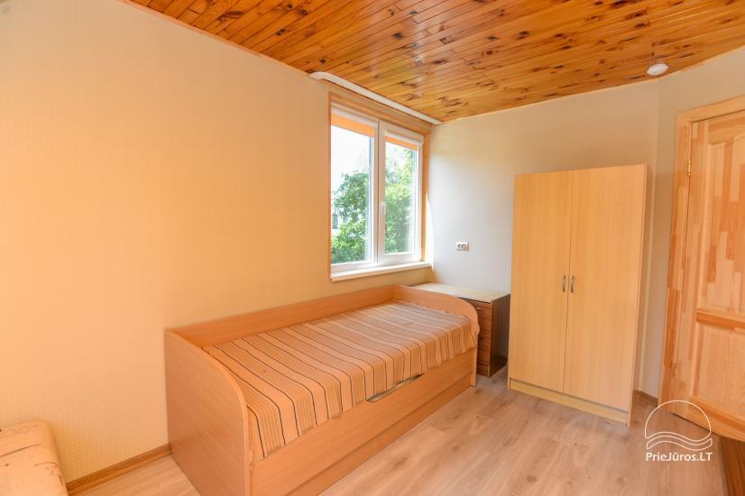 Pokoje i apartamenty do wynajęcia w Palanga - 5