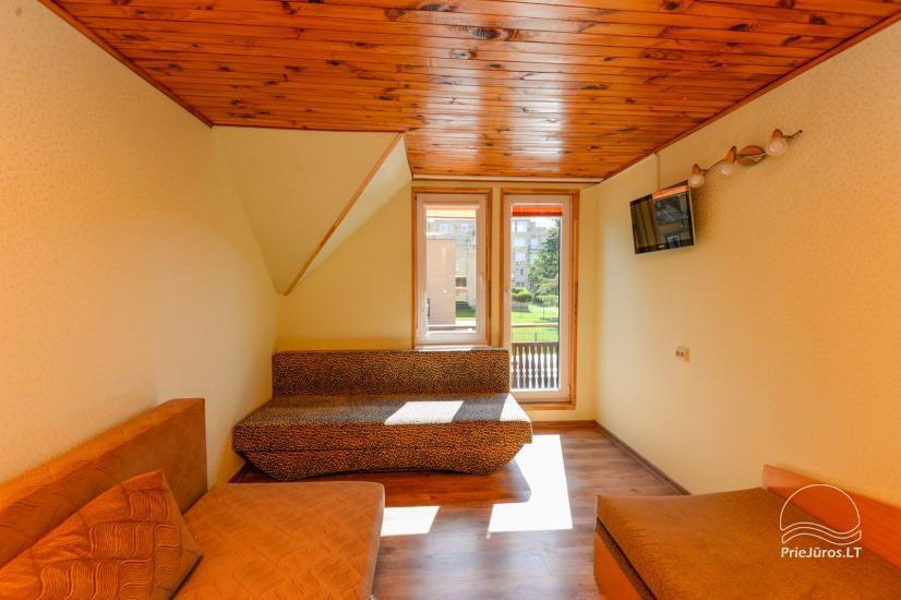 Pokoje i apartamenty do wynajęcia w Palanga - 6