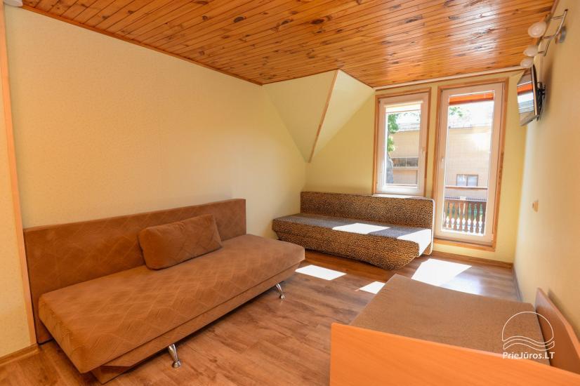 Pokoje i apartamenty do wynajęcia w Palanga - 7