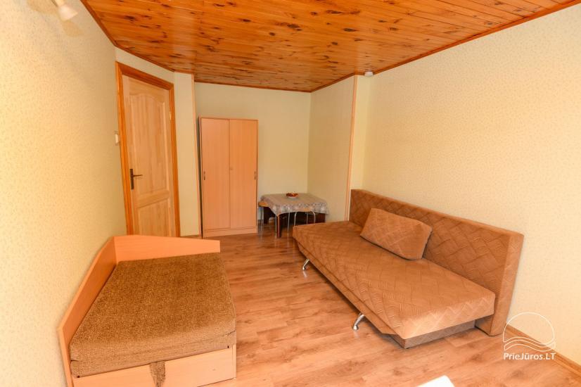 Pokoje i apartamenty do wynajęcia w Palanga - 8