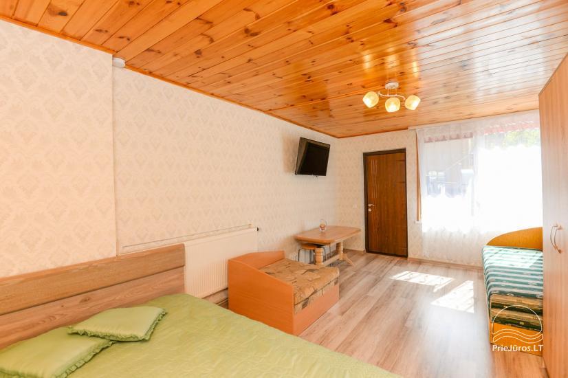 Pokoje i apartamenty do wynajęcia w Palanga - 9