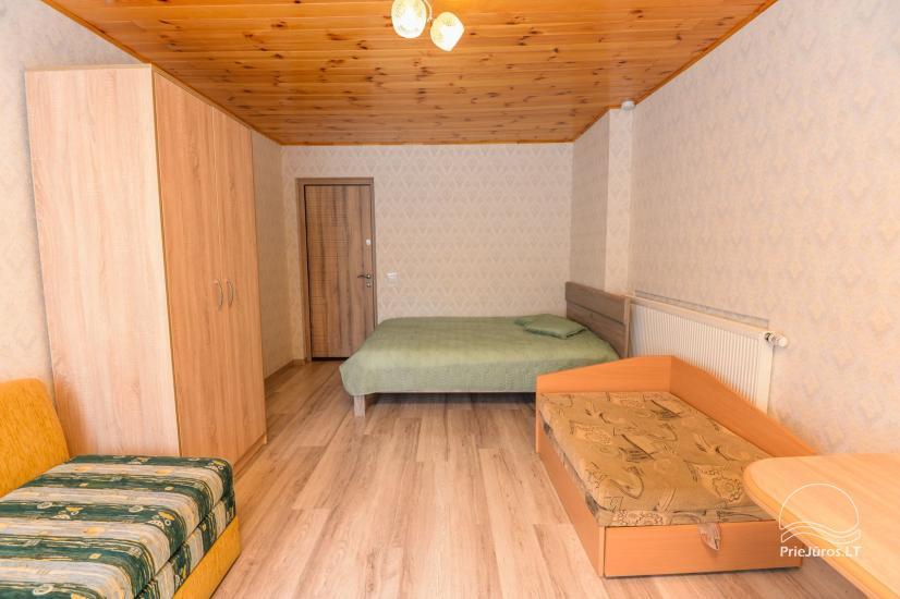 Pokoje i apartamenty do wynajęcia w Palanga - 10