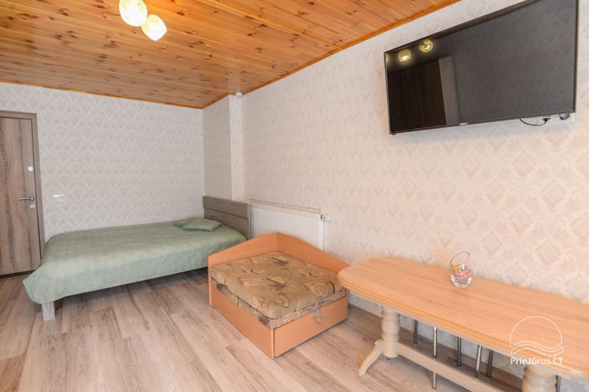 Pokoje i apartamenty do wynajęcia w Palanga - 11