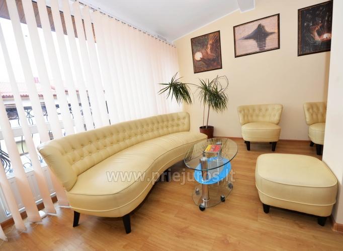 Nowoczesne pokoje w dobrej cenie w pensjonacie w Kłajpedzie - 1