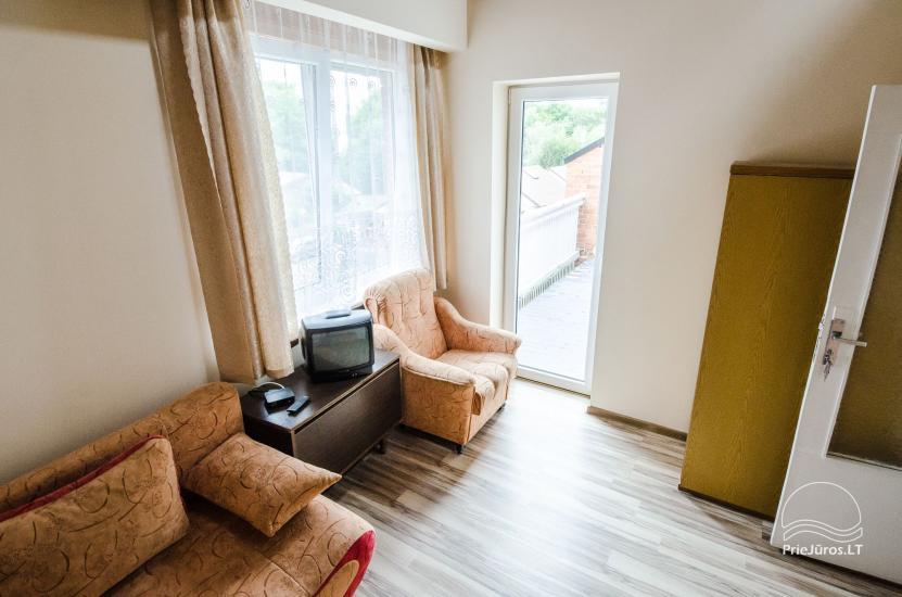 Dom wakacyjny w Sventoji PAULINA - 9