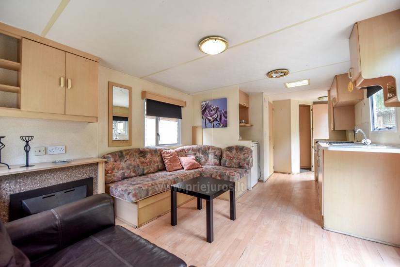 Małe domy wakacyjne z wygodami do wynajęcia w Sventoji - 10